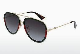 Sonnenbrille Gucci GG0062S 003 - Gold