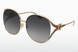 Sonnenbrille Gucci GG0225S 001 - Gold