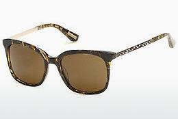 Occhiali da vista Guess by Marciano GM0756 50E - Marrone, Dark