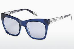 Occhiali da vista Guess by Marciano GM0759 84X - Blu, Azure, Shiny