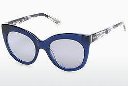 Occhiali da vista Guess by Marciano GM0760 84X - Blu, Azure, Shiny
