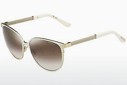 Sonnenbrille Jimmy Choo POSIE/S F8I/QH - Gold