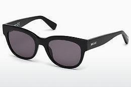 Just Cavalli Damen Sonnenbrille » JC791S«, braun, 55B - havana/grau