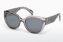 Just Cavalli Damen Sonnenbrille » JC753S«, grau, 20V - grau/blau