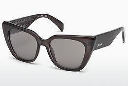 Just Cavalli Damen Sonnenbrille » JC823S«, schwarz, 01C - schwarz/grau