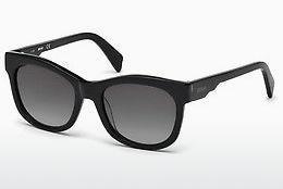Just Cavalli Damen Sonnenbrille » JC819S«, schwarz, 01B - schwarz/grau