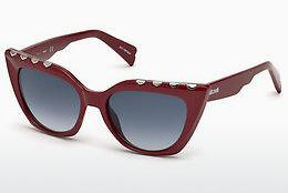 Sonnenbrille Just Cavalli JC821S 69B - Burgund, Bordeaux, Shiny