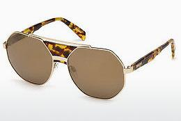 Occhiali da vista Just Cavalli JC828S 53G - Avana, Yellow, Blond, Brown