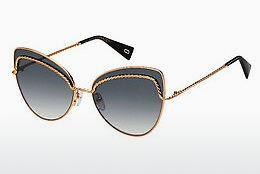 Sonnenbrille Marc Jacobs MARC 255/S DDB/9O - Gold, Gelb