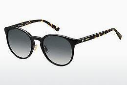 Max Mara Damen Sonnenbrille » MM COSY FS«, schwarz, 807/9O - schwarz/grau