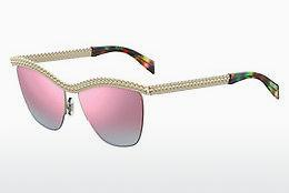 Lunettes de soleil Moschino MOS010/S PSX/VQ - Or