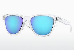 Lunettes de soleil Oakley MOONLIGHTER (OO9320 932003) - Blanches
