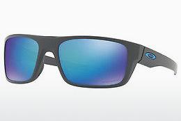 Sonnenbrille Oakley DROP POINT (OO9367 936706) - Grau
