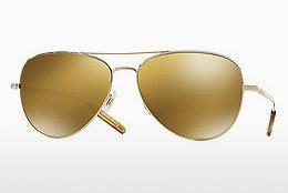 Lunettes de soleil Paul Smith DAVISON (PM4078S 5035W4) - Or