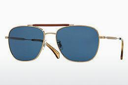 Lunettes de soleil Paul Smith ROARK (PM4079S 514580) - Or