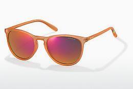 Polaroid Herren Sonnenbrille » PLD 6041/S«, rot, C9A/OZ - rot/rot