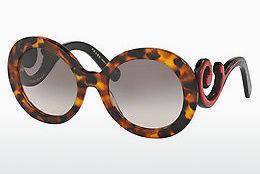 PRADA Prada Damen Sonnenbrille » PR 08TS«, braun, VAH4K0 - braun/ grau