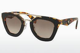 PRADA Prada Damen Sonnenbrille » PR 10TS«, braun, 7S00A7 - braun/grau