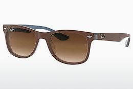 Occhiali da vista Ray-Ban Junior Junior New Wayfarer (RJ9052S 703513) - Marrone, Blu