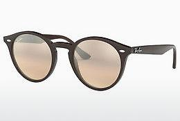 Occhiali da vista Ray-Ban RB2180 62313D - Marrone