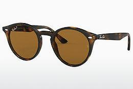 Occhiali da vista Ray-Ban RB2180 710/83 - Marrone, Avana