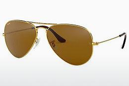 Lunettes de soleil Ray-Ban AVIATOR LARGE METAL (RB3025 001/33) - Or