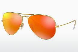 Lunettes de soleil Ray-Ban AVIATOR LARGE METAL (RB3025 112/69) - Or