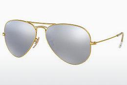 Lunettes de soleil Ray-Ban AVIATOR LARGE METAL (RB3025 112/W3) - Or