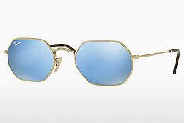 Sonnenbrille Ray-Ban Octagonal (RB3556N 001/9O) - Gold