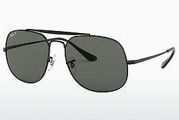 Sonnenbrille Ray-Ban The General (RB3561 002/58) - Schwarz