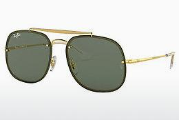 Lunettes de soleil Ray-Ban RB3583N 905071 - Or