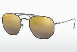 Lunettes de soleil Ray-Ban THE MARSHAL (RB3648 004/I3) - Grises