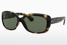Sonnenbrille Ray-Ban JACKIE OHH (RB4101 710) - Braun, Havanna