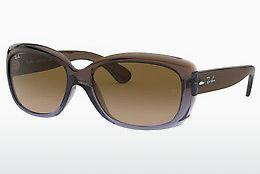 Sonnenbrille Ray-Ban JACKIE OHH (RB4101 860/51) - Braun, Purpur