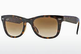 Occhiali da vista Ray-Ban FOLDING WAYFARER (RB4105 710/51) - Marrone, Avana