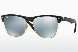 Sonnenbrille Ray-Ban CLUBMASTER OVERSIZED (RB4175 877/30) - Schwarz