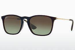 Occhiali da vista Ray-Ban CHRIS (RB4187 6315E8) - Trasparente, Marrone, Blu