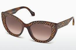 Lunettes de soleil Roberto Cavalli RC1050 53F - Havanna, Yellow, Blond, Brown