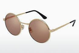 Sonnenbrille Saint Laurent SL 136 ZERO 004 - Gold