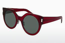 Sonnenbrille Saint Laurent SL 185 SLIM 003 - Rot