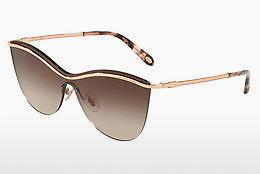 Sonnenbrille Tiffany TF3058 61053B - Gold