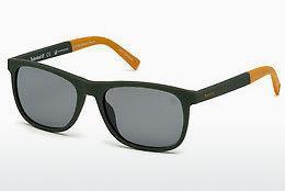 Timberland Herren Sonnenbrille » TB9116«, braun, 56D - havana/grau