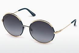 Sonnenbrille Tod's TO0186 28W - Gold