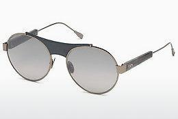 Sonnenbrille Tod's TO0216 14C - Grau, Shiny, Bright