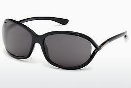 Occhiali da vista Tom Ford Jennifer (FT0008 199) - Nero, Shiny