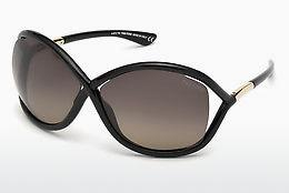 Occhiali da vista Tom Ford Whitney (FT0009 01D) - Nero, Shiny