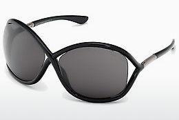 Occhiali da vista Tom Ford Whitney (FT0009 199) - Nero, Shiny