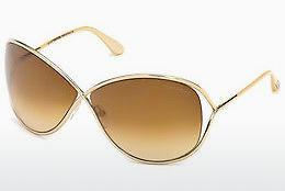 Occhiali da vista Tom Ford Miranda (FT0130 28F) - Oro