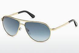 Occhiali da vista Tom Ford Marko (FT0144 28W) - Oro