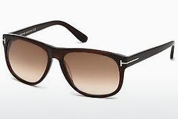 Occhiali da vista Tom Ford Olivier (FT0236 50P) - Marrone, Dark